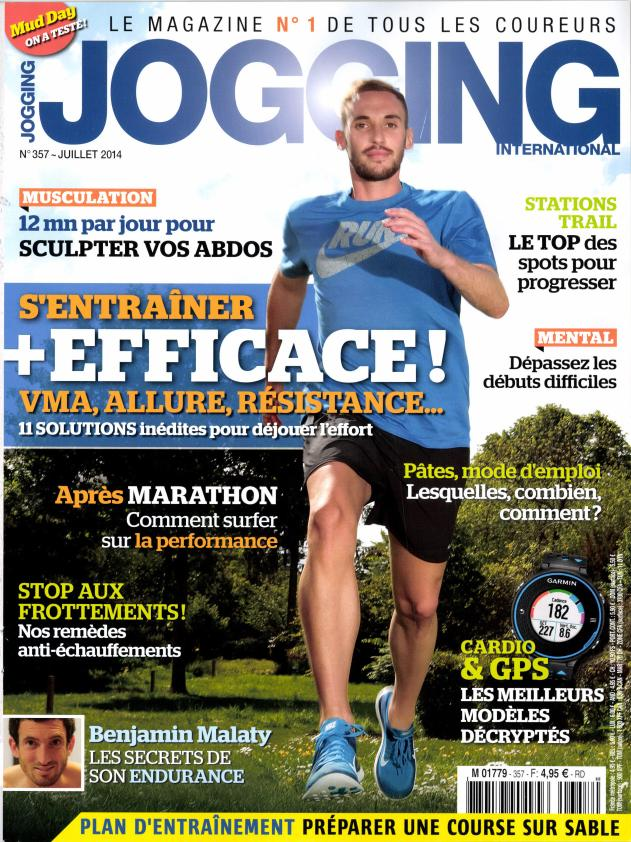 Jogging International N° 360 Septembre 2014
