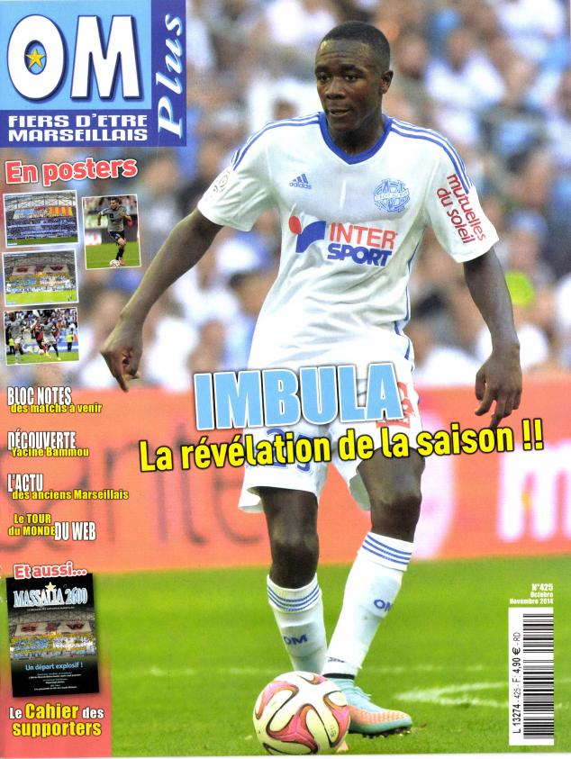 OM Plus N° 425 Octobre 2014